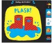 Image of   Baby-billeder: Plask!! - Bog