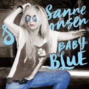 sanne salomonsen - baby blue - Vinyl / LP
