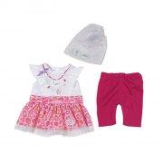 baby born dukketøj - hvid & lyserød - Dukker