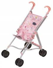 baby born - klapvogn - pink - Dukker