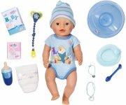 baby born - interaktiv dukke - dreng  - Dukker