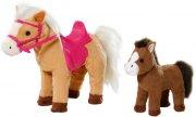 baby born interaktiv dukke - pony sunny & baby - Dukker