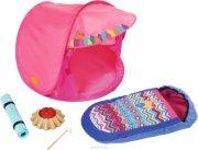 baby born - play & fun - campingsæt - Dukker