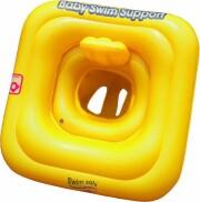 baby badering / badering til baby - 69 x 69 cm - 0-1 år - Bade Og Strandlegetøj