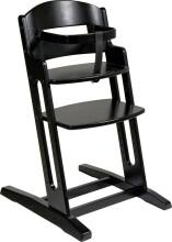babydan højstol - danstolen - sort - Babyudstyr