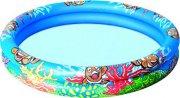 badebassin / børnepool - oppusteligt - Bade Og Strandlegetøj