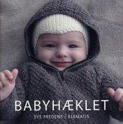 babyhæklet - bog