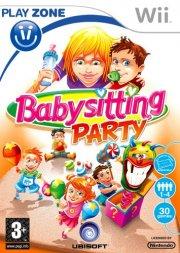 babysitting party - wii