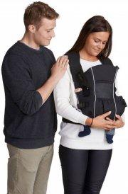 babytrold bæresele - sort - Babyudstyr