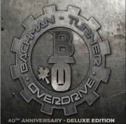 bachman turner overdrive - bachman turner overdrive - 40th anniversary - deluxe edition - cd