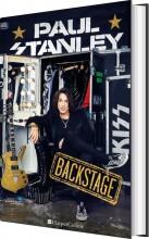 backstage - bog