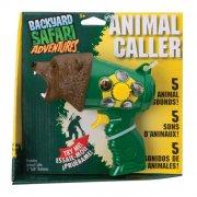 backyard safari animal caller med dyrelyde - Kreativitet