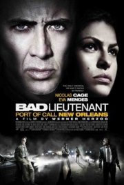 bad lieutenant - port of call new orleans - DVD