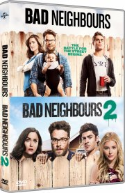 bad neighbours 1 // bad neighbours 2 - DVD