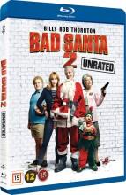 bad santa 2 - unrated - Blu-Ray
