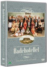 badehotellet - sæson 1-3 - tv2 - DVD