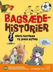 bagsædehistorier - CD Lydbog