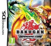 bakugan: battle brawlers - defenders of the core (nordic) - nintendo ds
