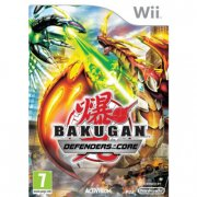 bakugan: battle brawlers - defenders of the core (nordic) - wii