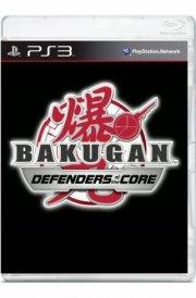 bakugan: battle brawlers - defenders of the core - PS3