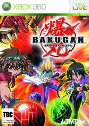 bakugan battle brawlers - xbox 360