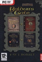 baldurs gate compilation (1+2 + adds) - PC