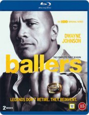 ballers - sæson 1 - hbo - Blu-Ray