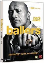 ballers - sæson 1 - hbo - DVD