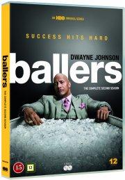 ballers - sæson 2 - hbo - DVD
