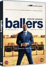 ballers - sæson 3 - hbo - DVD