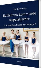 ballettens kommende superstjerner - bog