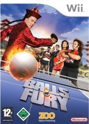 balls of fury - wii