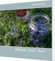 baltisk have, april - bog