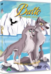 balto 2 - wolf quest - DVD
