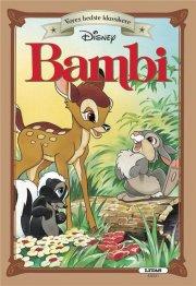 vores bedste klassikere: bambi - bog