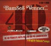 bamse - 40 af de fede  - 3cd+dvd