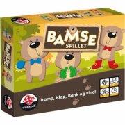 bamse spillet - kortspil - Brætspil