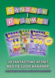 bananer i pyjamas boks - DVD