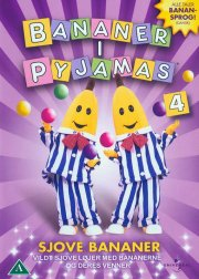bananer i pyjamas - vol. 4 - DVD