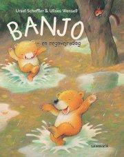 banjo - en regnvejrsdag - bog