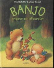 banjo passer sin lillesøster - bog