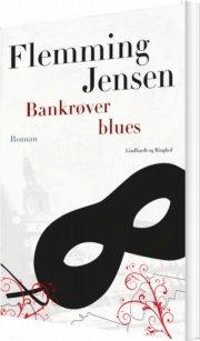 bankrøver blues - bog