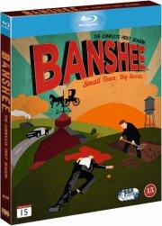 banshee - sæson 1 - hbo - Blu-Ray