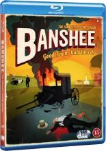 banshee - sæson 2 - Blu-Ray