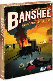 banshee - sæson 2 - hbo - DVD