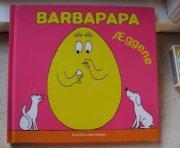 barbapapa - æggene - bog