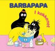 barbapapa - i køkkenet - bog