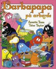 barbapapa på arbejde - bog