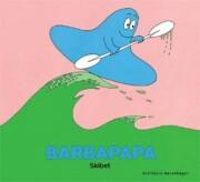 barbapapa - skibet - bog