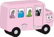 barbapapa puslespil til børn - transport - Brætspil